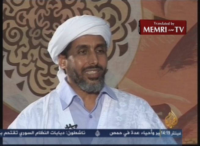 Former Al-Qaeda Shura Council Member Abu Hafs Al-Mauritani: I Opposed 9/11 in Its Planning Stages