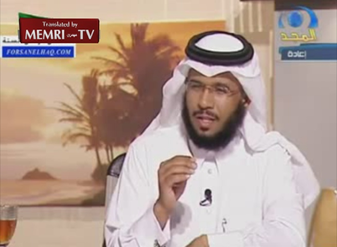 Archival - Saudi Cleric Abdullah Daoud: Girls Should Wear the Hijab from the Age of Two