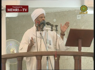 Khartoum Friday Sermon: The Planet Is Being Torn Apart and the Jews Are Behind It