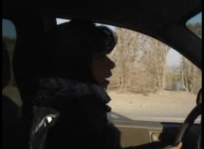 Saudi Women's Rights Activist Wajiha Al-Huweidar Drives Her Car, Calling upon Authorities to Allow Women to Drive