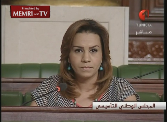 Tunisian MP Rabiaa Najlaoui: Islam Preceded Islamists and Will Continue to Exist When They Are Gone