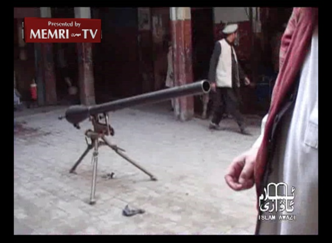 Uyghur Militants Shop for Weapons in a Waziristan Market