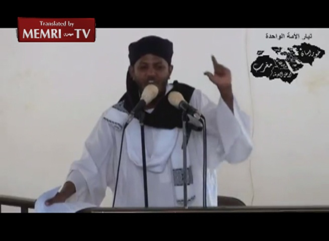 Sudanese Cleric Al-Jazouli Calls for Attacks on U.S. Embassies, Planes, Restaurants in Support of ISIS