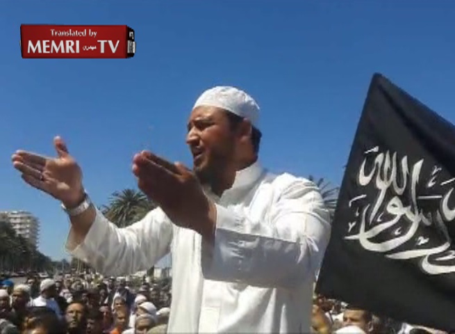 Tunisian Salafists Threaten Government with Jihad in Protest of Shutting Down of Koranic Kindergartens