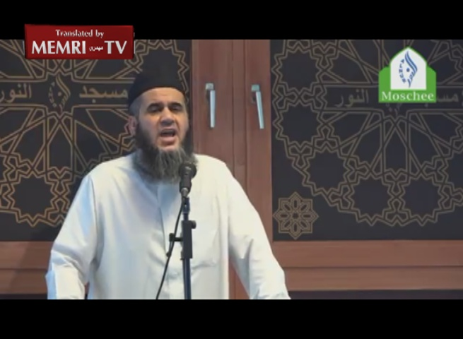 "In Support of Gaza, Berlin Imam Prays for the Annihilation of Jews, the ""Slayers of Prophets"""