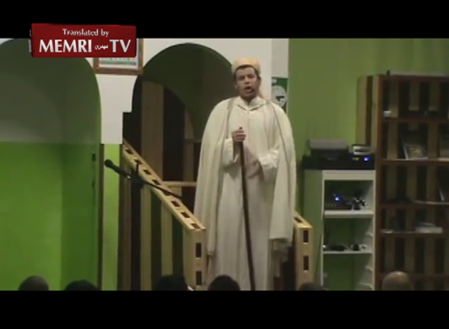 Friday Sermon at Italian Mosque: Kill the Jews to the Very Last One