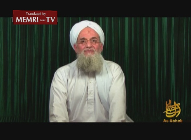 Al-Qaeda Leader Ayman Al-Zawahiri: Bin Laden Emerged from the Muslim Brotherhood