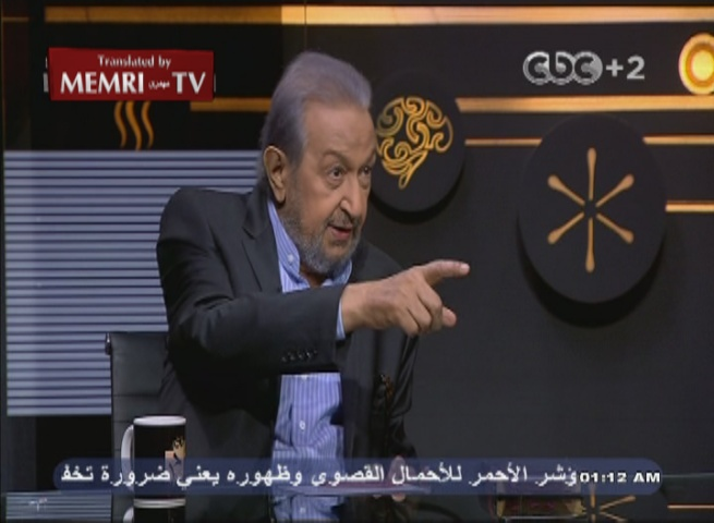 Egyptian Movie Star Nour El-Sherif: 9/11 Was an American Conspiracy