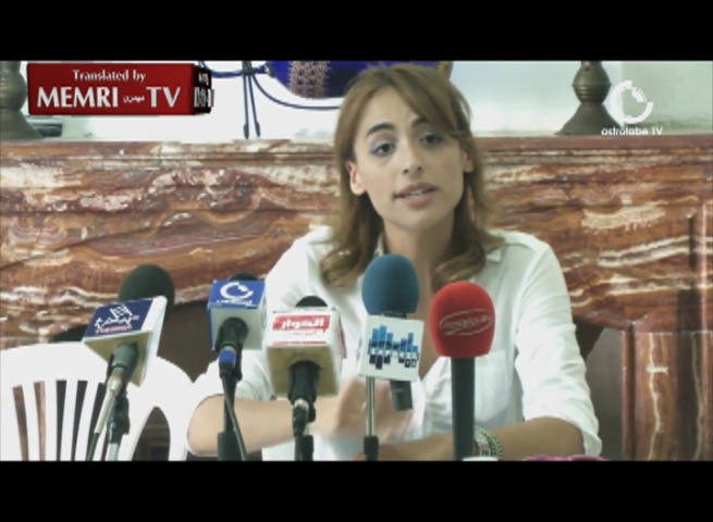 Yamina Thabet, Head of Tunisian Minority Rights Group, Criticizes Government for Inaction Regarding Djerba Antisemitic Crimes
