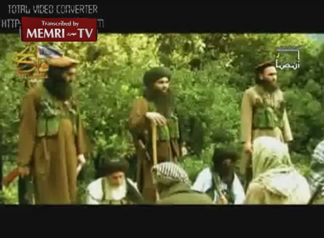 "Maulana Fazluallah, Leader of Tehrik-i-Taliban Pakistan, Gives Pep Talk to Potential Suicide Bombers: ""May Allah Allow You to Reach the Biggest Targets"""