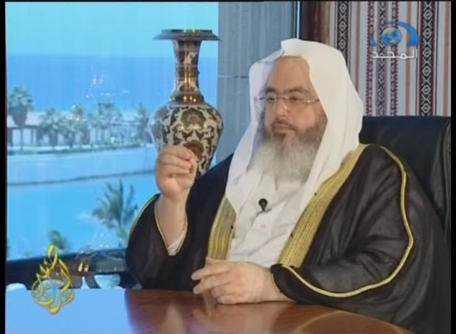 Saudi Cleric Muhammad Al-Munajid Describes the Virgins of Paradise and States: In Paradise, One Has the Strength of 100 Men in Eating, Drinking, and Sex