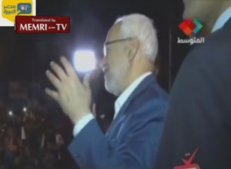 Ghannouchi: Our Loss in the Tunisian Elections Is a Conquest Like Hudaybiyyah Treaty