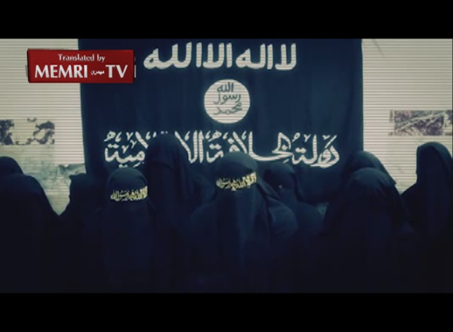 Students at Islamabad's Jamia Hafsa Call to Support ISIS, Avenge the Death of Bin Laden