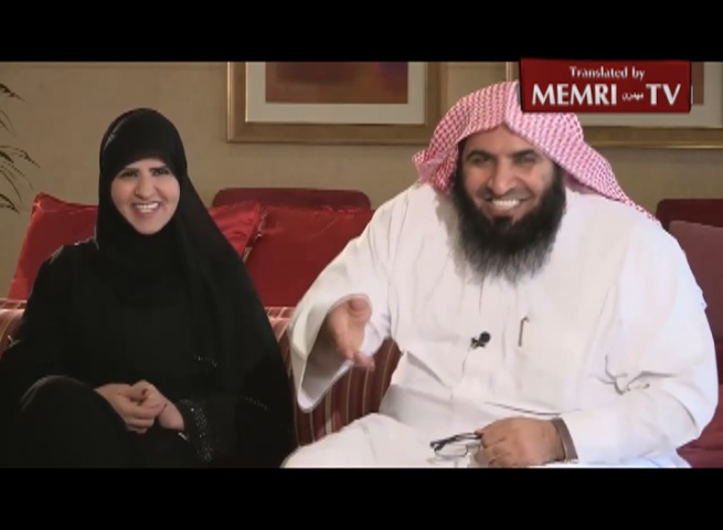 Former Top Saudi Religious Police Official Appears on TV with His Unveiled Wife