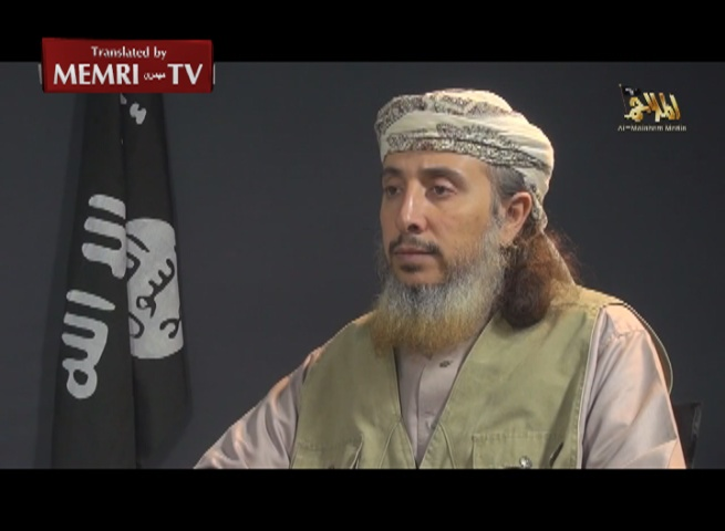 AQAP Spokesman Nasr Al-Ansi: Muslims Who Can Carry Out Attacks in the West Should Not Travel to Battlefronts Abroad