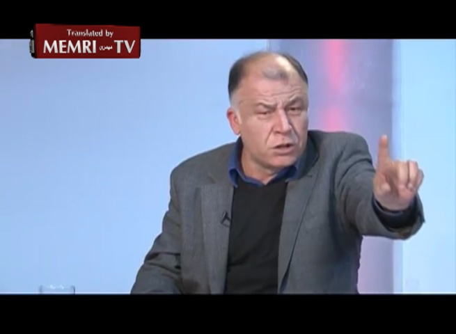 Tunisian Politician Neji Djelloul Challenges TV Host: 'The Protocols Of The Elders Of Zion' Is A Forgery