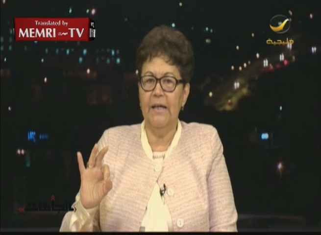 Tunisian Researcher Prof. Naila Selini: The Status of Arab Women Is Worse than a Decade Ago