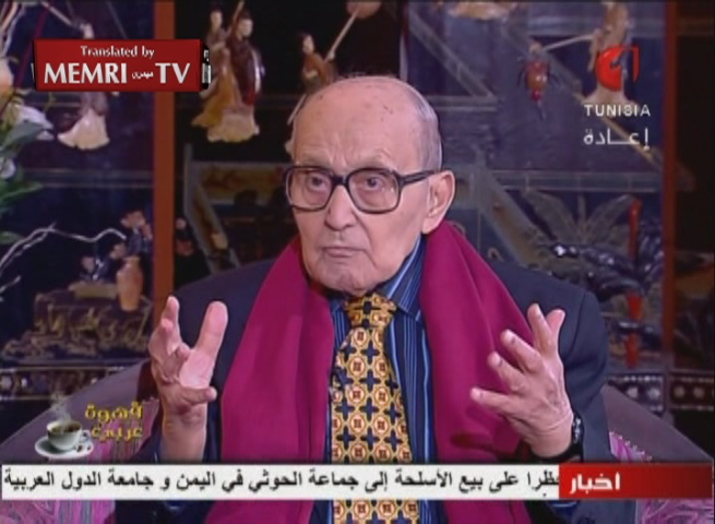 Tunisian Scholar Mohamed Talbi: The Quran Does Not Prohibit Alcohol, Prostitution, or Homosexuality