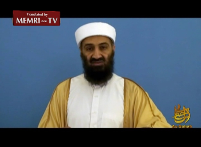 Osama Bin Laden, in Newly Released Video, Criticizes Major US Corporations: They Are the Uncrowned Kings and the Real Leaders of the World