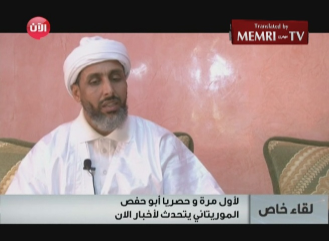 Former Top Al-Qaeda Figure Abu Hafs Al-Mauritani: Al-Qaeda Members Can Be Deradicalized Through Dialogue