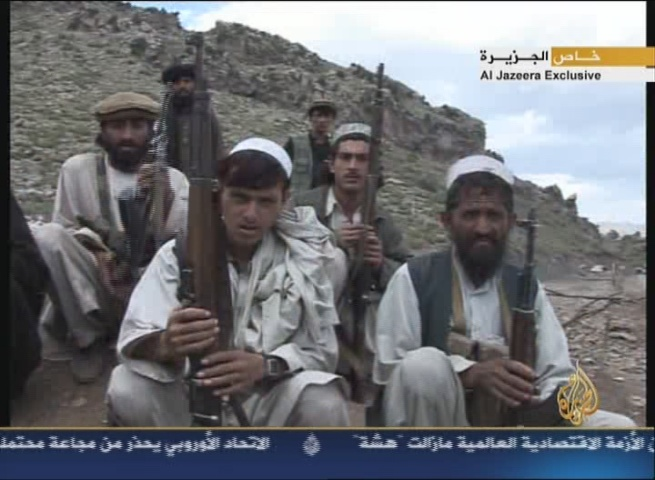 Al-Jazeera TV Report on Militias' Role in Fighting the Taliban in Afghanistan