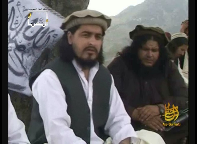 Al-Qaeda Presents New Emir of Pakistani Taliban Hakimullah Mehsud