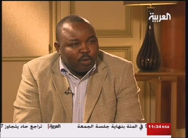 Leader of the Sudan Liberation Movement Abd Al-Wahed Al-Nur Supports Relations with Israel: An Israeli Embassy in Khartoum Will Serve the Interests of the Sudanese People