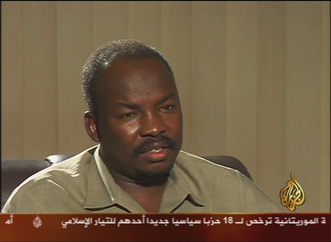 Ahmad Haroun, Sudanese Minister of State for Humanitarian Affairs, Wanted for War Crimes: U.S. Civilization Feeds on Human Blood