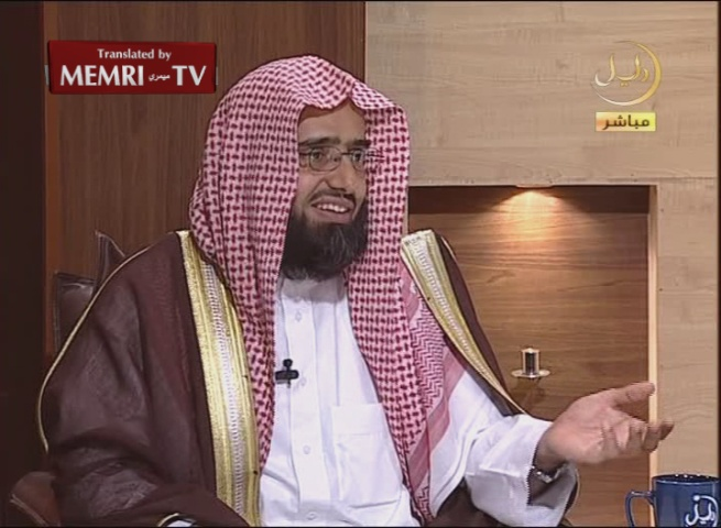"Saudi Cleric Abd Al-Aziz Al-Fawzan Blasts ""Deviant"" Fatwas that Permit ""Crimes and Abominations"" Like Fornication and Homosexuality"