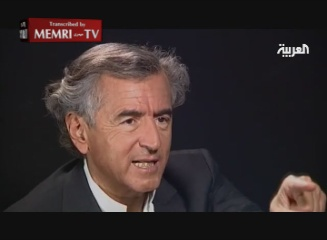 French Philosopher Bernard-Henri Levy: What Was Done in Libya Can Be Done in Syria