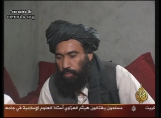 Taliban Military Commander Mulla Dadallah: We Will Continue to Fight America Even If It Withdraws from Afghanistan