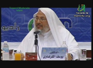 Sheik Yousuf Al-Qaradhawi Justifies the Killing of Israeli Women and Children in Suicide Operations