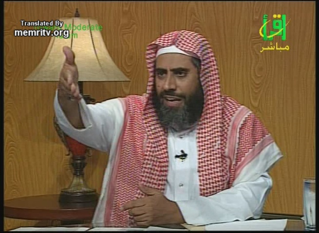 Saudi intellectual Awadh Al-Qarni: Neo-Cons Are the Closest Thing There Is to Nazism