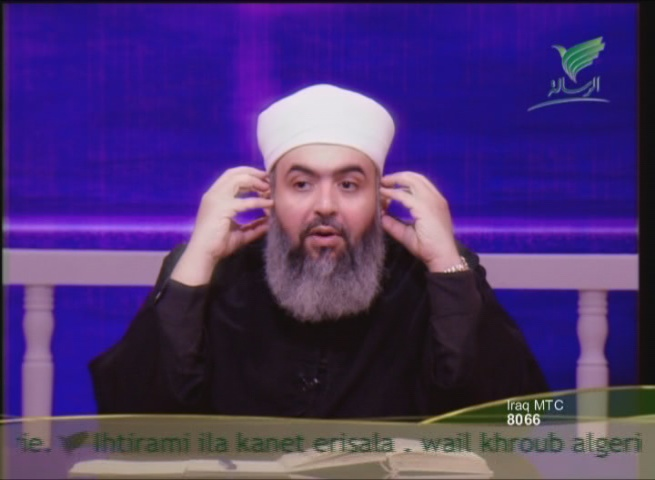 "Egyptian Cleric Hazem Sallah Abu Isma'il Lectures on the Jews' Conflicts with Prophet Muhammad and States: ""Eighty-Two Percent of All Attempts to Corrupt Humanity Originate from the Jews"""