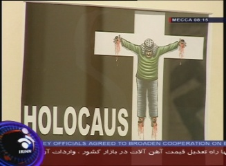 Exhibition of Holocaust Cartoons Opens in Iran