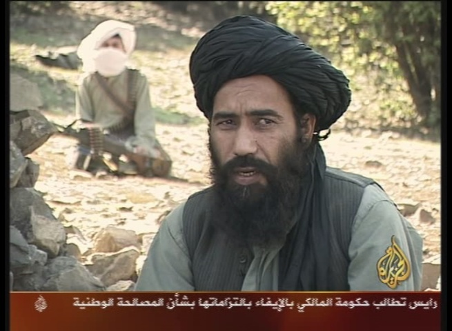Taliban Military Commander Mullah Dadallah: Bin Laden Planned the Baghram Base Attack on American VP Cheney