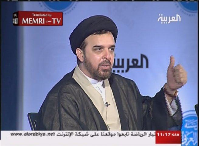 Former Iraqi MP Ayad Jamal Al-Din in a TV Debate about Separation of Religion and State: The Combination of the Quran and the Sword Is More Dangerous than Nuclear Technology