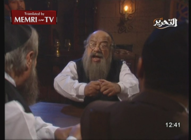 "Decade-Old Antisemitic TV Series ""Horseman without a Horse"" Is Resurrected by Post-Revolution Egyptian TV"