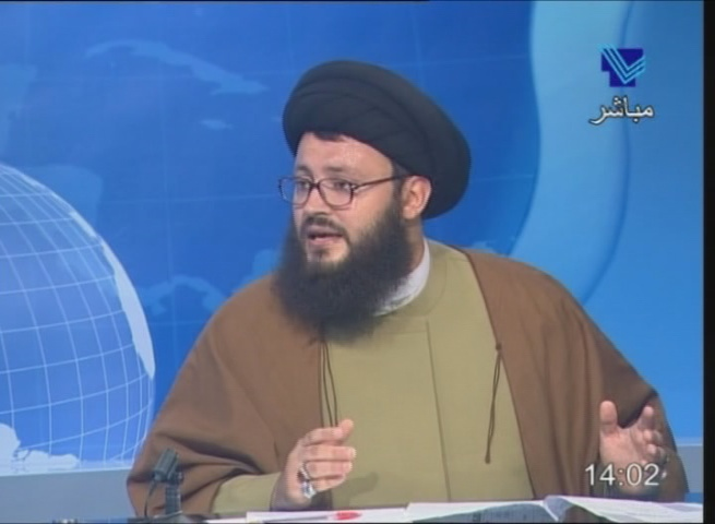 Lebanese Shiite Scholar Muhammad Ali Al-Husseini Slams Hizbullah, Iran, and Syria, and Declares Support for Saudi Efforts in the Middle East