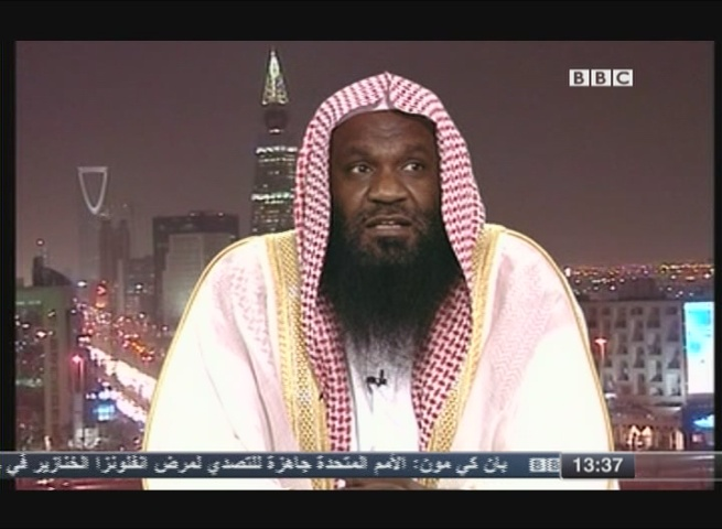First Black Saudi Appointed as Imam of the Haram Mosque in Mecca Accuses Shiites of Apostasy, Discusses the Driving Out of Jews and Christians from the Arabian Peninsula, and Claims: My Apointment More Significant Than Obama's Election