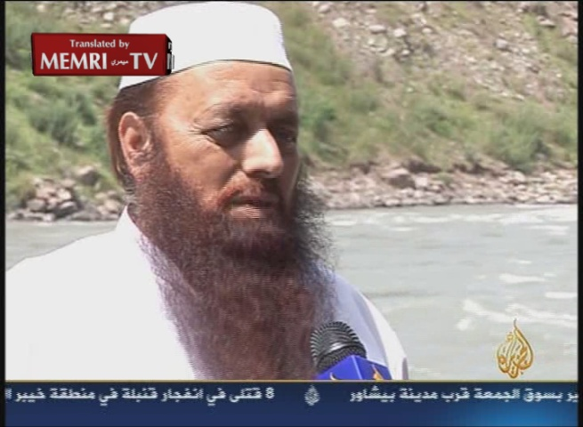 "Juma'at-ud-Da'wah Leader in Kashmir Abdul Aziz Alvi: ""The Problem of Kashmir Can Only Be Resolved through Jihad"""