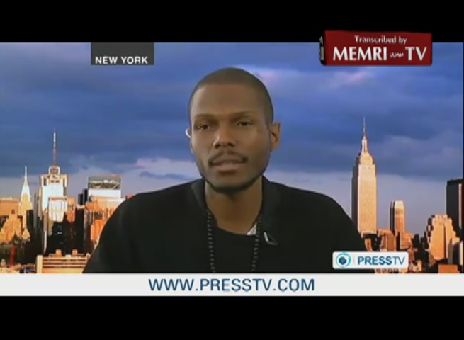 Hajj Malcolm Shabazz, Grandson of Malcolm X, Accuses the US of Carrying Out 9/11 and States: Hundreds of Black Men Are Murdered Every Year in the US with Impunity