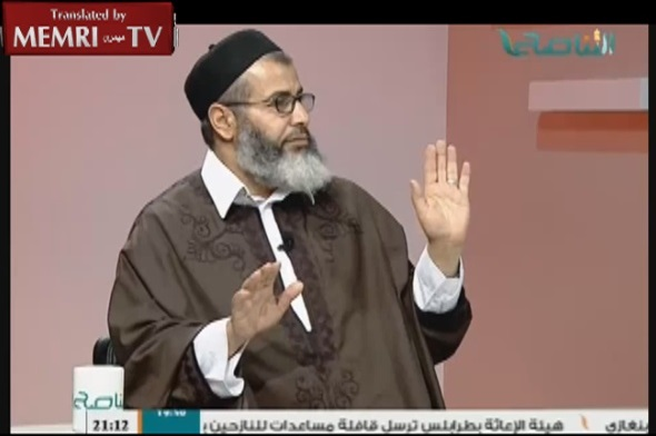 "Libyan Cleric Boujela Justifies Beheadings and Body Mutilation ""to Strike Terror in the Heart"" of the Enemies"