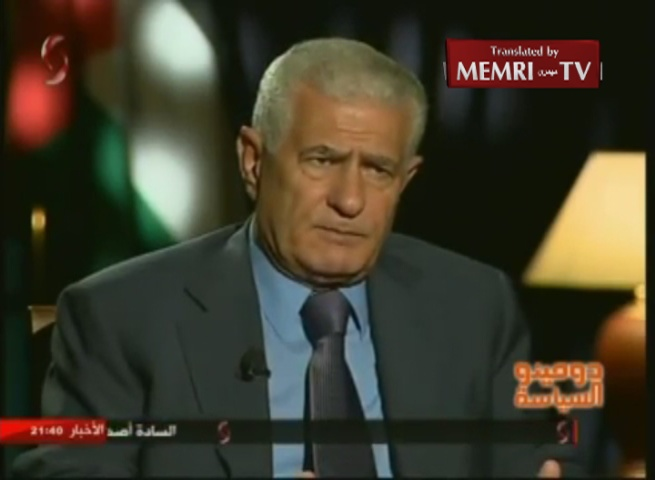 Fatah Official Abbas Zaki: The U.S. Created ISIS, But Cannot Control It