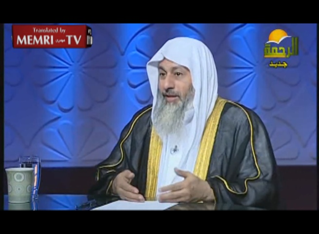 Egyptian Cleric Mostafa Al-Adwy Explains Jihad, States: Christians Cannot Promote Their Religion in Muslim Countries