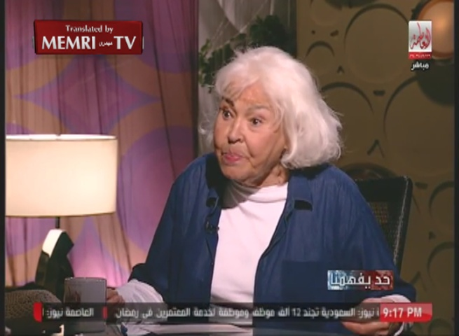 Egyptian Women's Rights Activist Nawal El Saadawi in Support of Homosexuals: They Are Very Normal