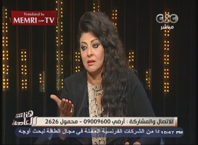"Creators of Egyptian Soap Opera ""The Jewish Quarter"" Debate Whether There Is Antisemitism in Egypt"