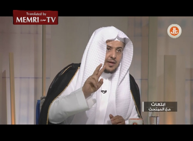 "Archival - Saudi Education Ministry TV Gives Saudis Studying in the West Advice on When to Congratulate ""Infidels"" on Holidays"