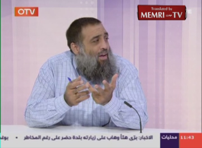 Lebanese Islamist Al-Daqmaq: 9/11 Should Be Repeated; Bin Laden Is Superior to Nasrallah