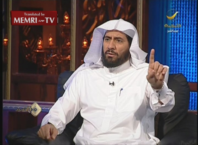 Saudi Cleric Al-Awaji Criticizes Rule of King Abdullah: We All Suffered under His Reign